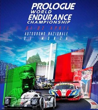 Robert Kubica -  WEC Prologue 2017 - Oficjalne testy - Monza Autodrome