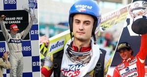 Maciej Kot o Kubicy : Jestem jego wielkim fanem. Mam nadzieję, że wróci do wielkiego ścigania.