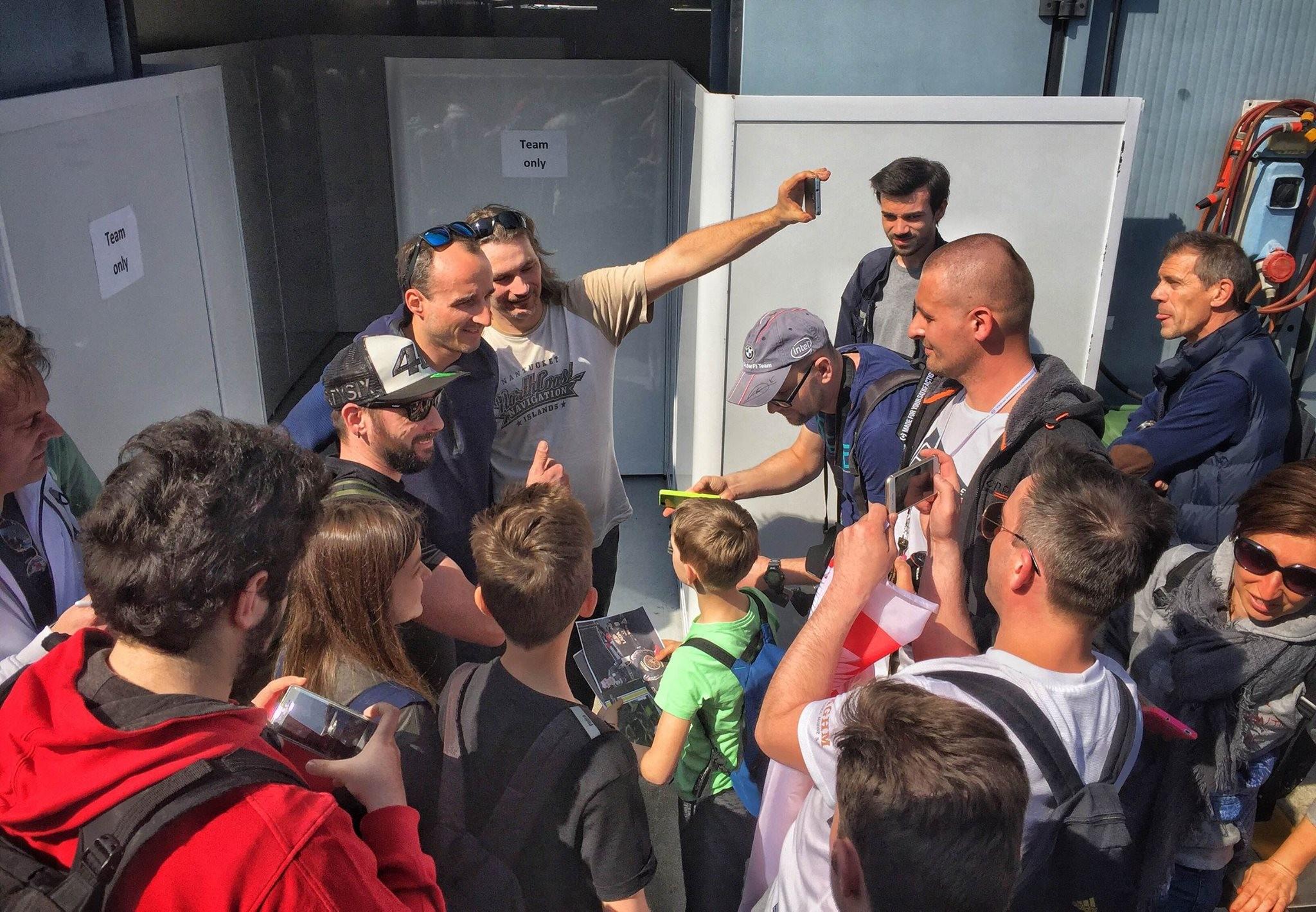 Robert Kubica - ByKolles Racing LMp1 Monza 2017 57