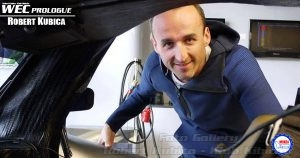 Robert Kubica w WEC Monza Prologue oficjalne testy – Niedziela