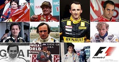 Kubica wśród talentów F1, których same statystyki nie przedstawiają całej historii