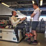 Robert Kubica Monza testy SMP Racing 2