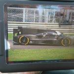 Robert Kubica Monza testy SMP Racing 3