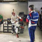 Robert Kubica Monza Dallara testy SMP Racing 49