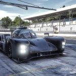 Robert Kubica Monza testy SMP Racing 5