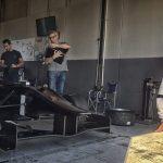 Testy Robert Kubica - GP3 na torze Cremona Circuit 01