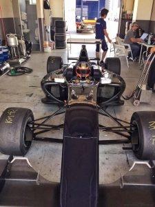 Kubica ponownie testuje bolid GP3.
