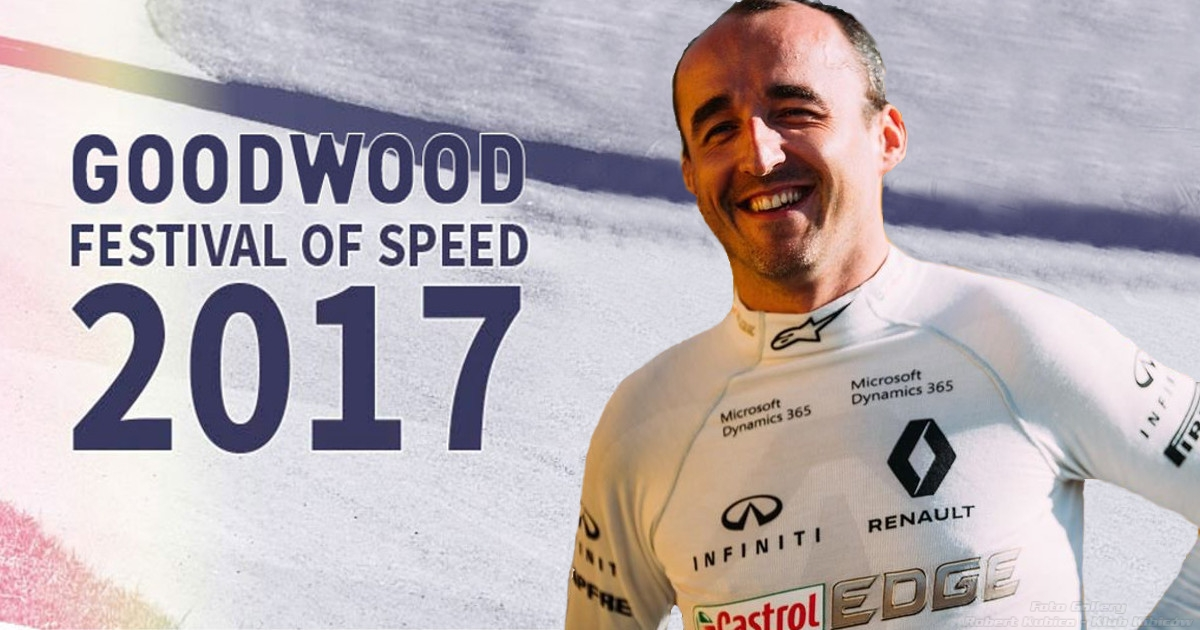 robert kubica goodwood