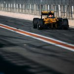 Robert Kubica Renault E20