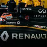 Robert Kubica testy F1 Renault E20 -6