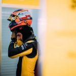 Robert Kubica testy Renault E20-3
