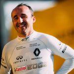 Robert Kubica testy Renault E20-6