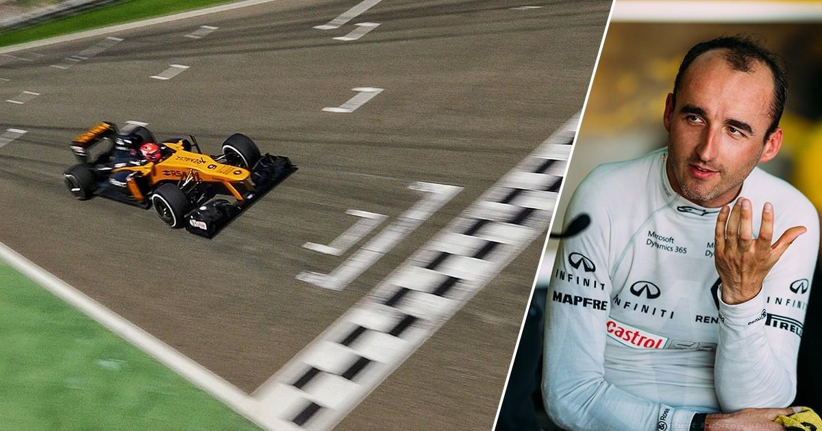 Robert Kubica w F1 - to nie jest już tylko marzenie