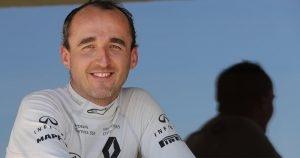 Robert Kubica F1 2018