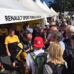 Robert Kubica w Goodwood Festival of Speed 2017