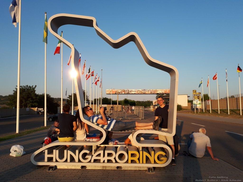 Robert Kubica - Klub Kibiców F1 Renault Hungaroring