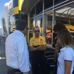 Robert Kubica testy Hungaroring 01.08 (2)