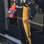 Robert Kubica testy Hungaroring 01.08 (29
