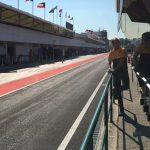 Robert Kubica testy Hungaroring 01.08 (3)