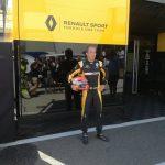 Robert Kubica testy Hungaroring 01.08 (31)