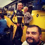 Robert Kubica testy Hungaroring 01.08 (32)