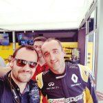 Robert Kubica testy Hungaroring 01.08 (35)
