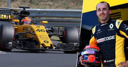 Robert Kubica wrócił w wielkim stylu!