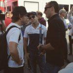 Robert Kubica Fernando Alonso Felipe Massa - Monza padok F1 2017 - 03