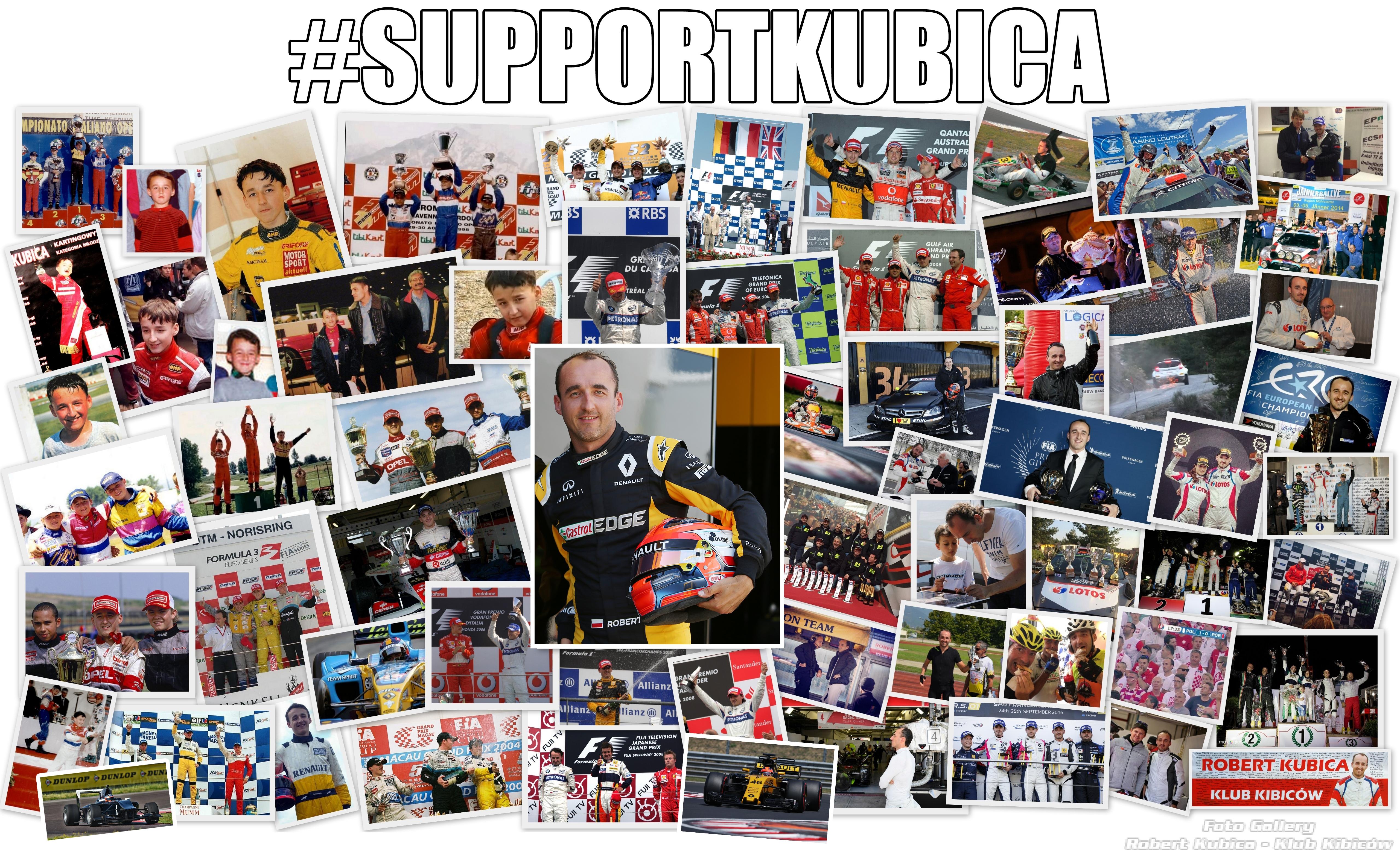 SupportKubica - Robert Kubica Klub Kibiców