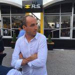 Kubica Monza F1