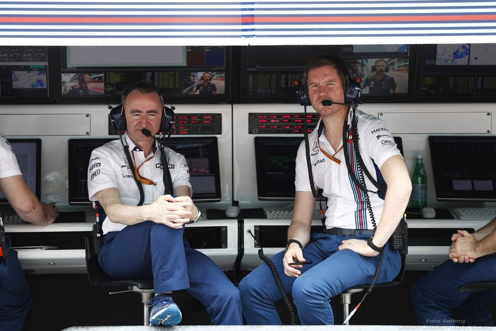 Paddy Lowe - Williams Racing - Robert Kubica