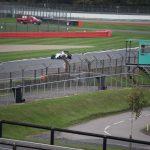 Robert Kubica testy Siverstone 11.10 -13