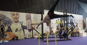 Robert Kubica twarzą najnowszej kampanii reklamowej Olimp Sport Nutrition