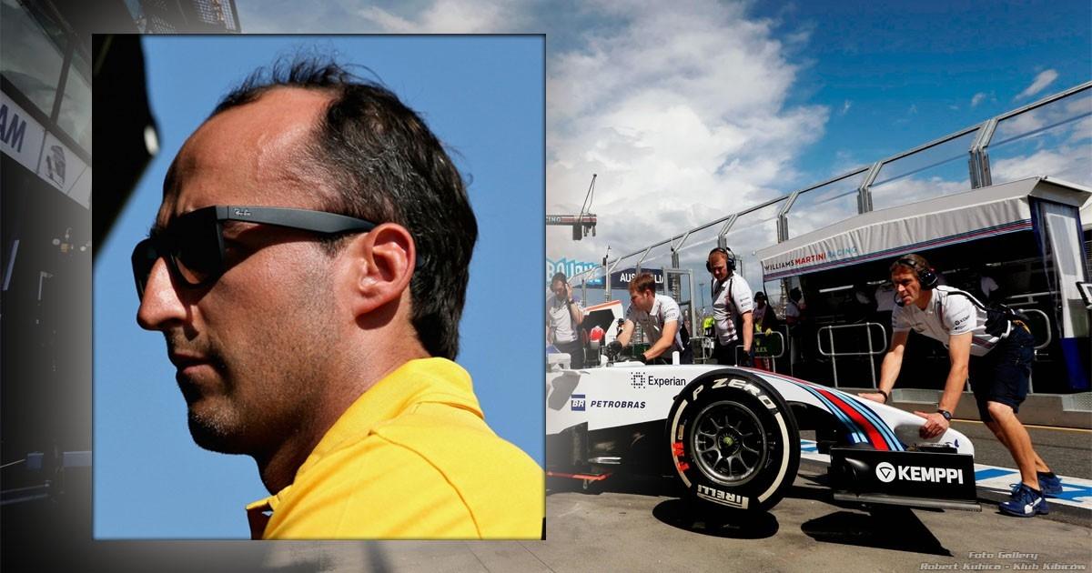 Robert Kubica na ostatniej prostej w powrocie do Formuły 1?