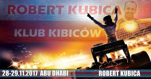 Robert Kubica i Williams Racing Testy F1 w Abu Zabi