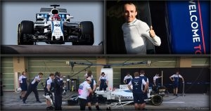 Krajobraz po testach Pirelli - czekamy na decyzję zespołu Williams