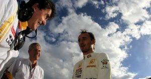 Riccardo Ceccarelli: Nikt nigdy nie dorównał Kubicy