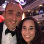 Robert Kubica - Autosport Awards 2017