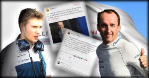 Robert Kubica: Nadal w grze o fotel w Williamsie