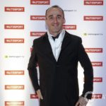 Robert Kubica na Autosport Awards 2017 - 06