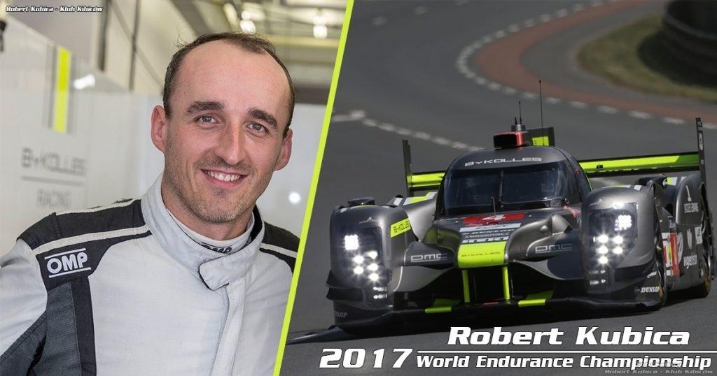 Robert Kubica – ByKolles Racing LMp1