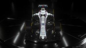 FW41 Williams Marini Racing 2018 FrontOn 18