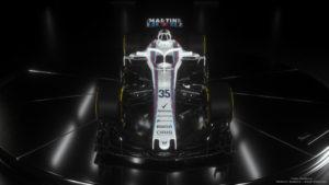 FW41 Williams Marini Racing 2018 FrontOn 35