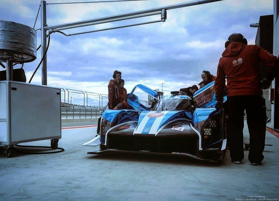 LMP1 Ginetta G60-LT-P1 2018 Kubica