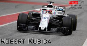 Robert Kubica – przedsezonowe testy F1 w Barcelonie Dzień 3