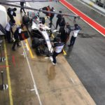 Robert Kubica testy Barcelona środa -6