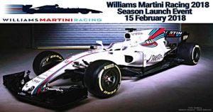 Williams zdał testy zderzeniowe. Prezentacja bolidu 15 luty