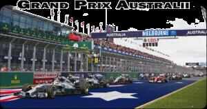 Formula 1 Grand Prix Australii 2018