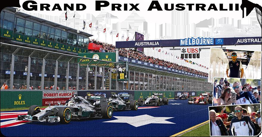 Robert Kubica Foto Gallery F1 Grand Prix Australii 2018