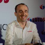 Konferencja Lotos i Robert Kubica